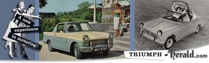triumph herald database